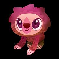 Ancient Sloth Baby