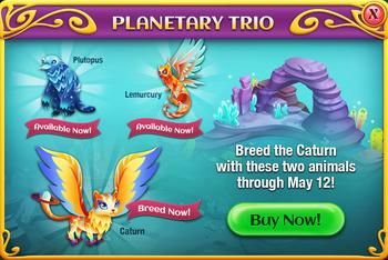 The Planetary Trio
