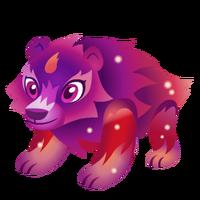 Ember Bear Juvenile