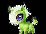 Peridot Pony