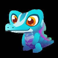 Chromadile Baby