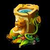 Overgrown Idol