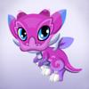 Lavender Lightwing Baby
