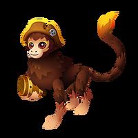 Powder Monkey Adult