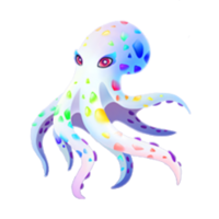 Opal Octopus Adult