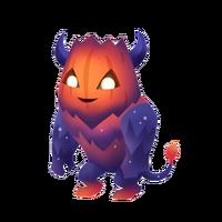 Yak-O-Lantern Juvenile