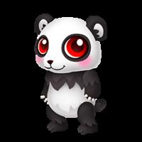 Petite Panda Juvenile