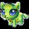 Celtic Cat Baby