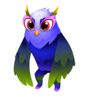 Owl Bear Juvenile