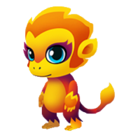 Magmonkey Baby