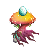 Seafoam Sloth Egg