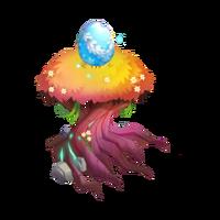 Ornament Octopus Egg