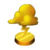 Gold Stormy Trophy