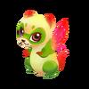 Fairy Ferret Baby