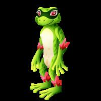 Froggy Bandit Adult