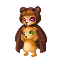 Brawny Bear Juvenile