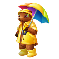 Drizzly Bear Adult