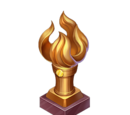 Champ's Bronze Trophy