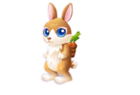 Bountiful Bunny Juvenile 2