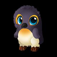 Papa Penguin Baby