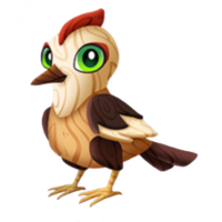 Woodpecker Juvenile