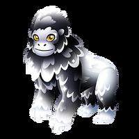 Silverback Gorilla Epic
