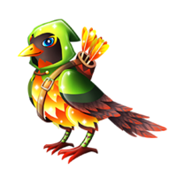 Hooded Robin Epic