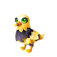 Beegull Juvenile