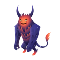 Yak-O-Lantern Adult