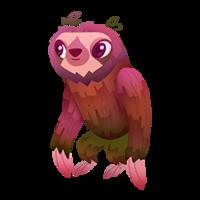 Ancient Sloth Juvenile