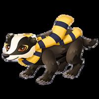 Loyal Badger Adult