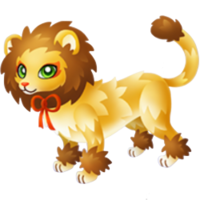 Scaredy Lion Adult