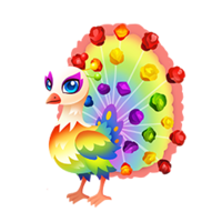 Petal Peacock Juvenile