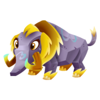 Thunder Mammoth Juvenile