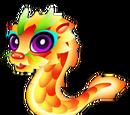 Paper Lantern Dragon