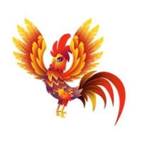 Rubble Rooster Adult