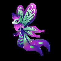 Lunar Moth Adult