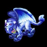 Sapphire Sphinx Adult