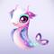 Echidnebula Baby