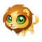 Scaredy Lion Baby