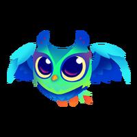 Ocean Owl Baby