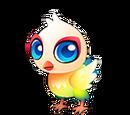 Petal Peacock