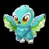 Matcha Macaw Baby