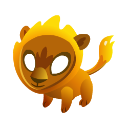 File:Gold Lion Baby.png