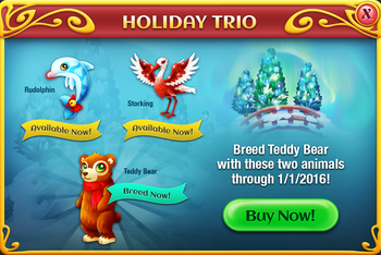The Holiday Trio
