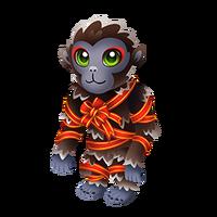 Ribbon Gibbon Juvenile