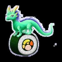 Dragon Roll Adult