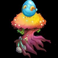 Cuddle Monster Egg