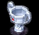 Silver Paper Trophy