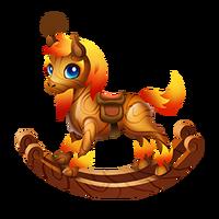 Rocking Horse Juvenile